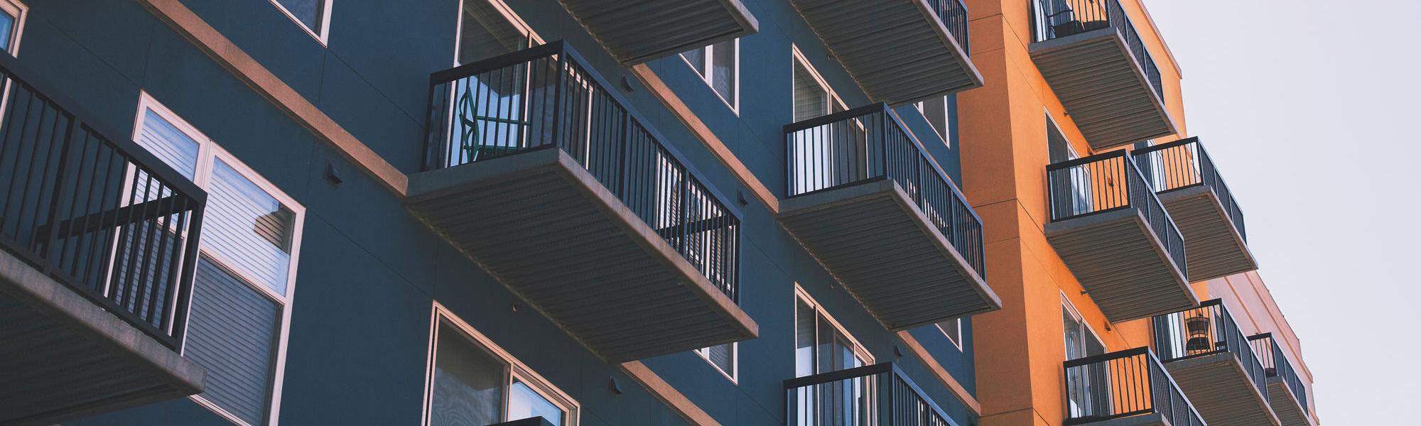 Apartments Photo by Brandon Griggs on Unsplash