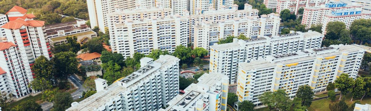 Apartment blocks Photo bychuttersnaponUnsplash