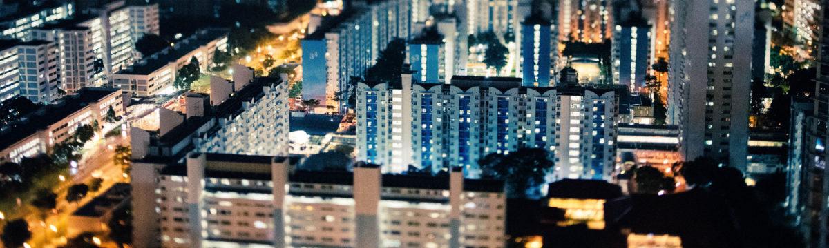 City at night Photo bychuttersnaponUnsplash