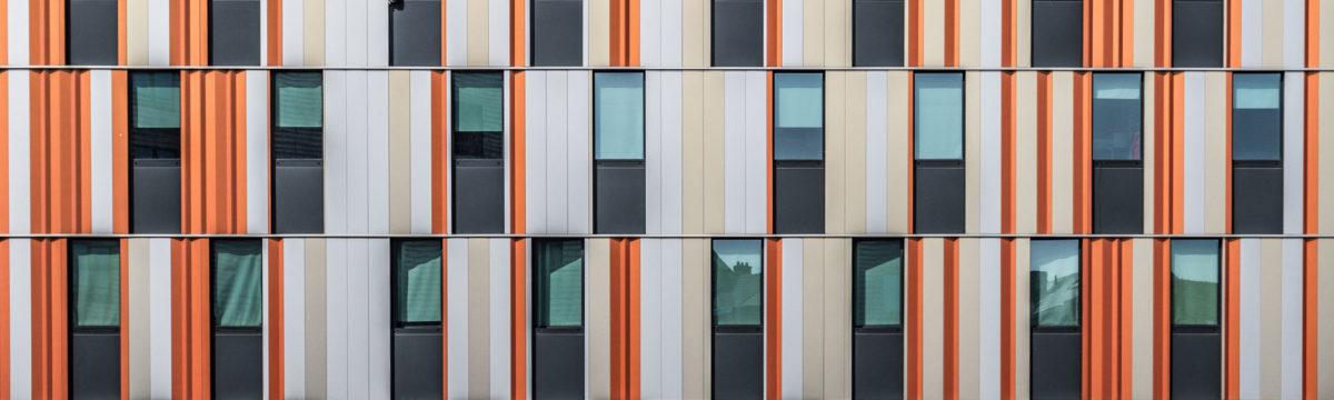 Orange window shuttters Photo byBernard HermantonUnsplash