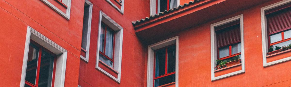 Madrid building