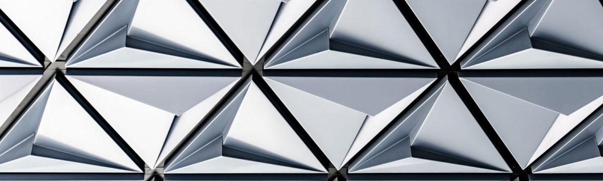 Triangular shades Photo byScott WebbonUnsplash
